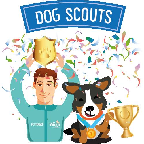 Dog Scouts Waggo